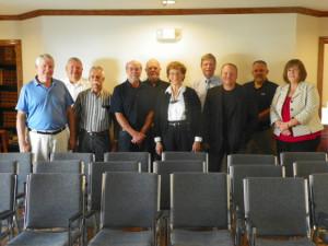 PSFGC Board - 2015